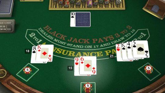 BlackJack online: le regole per giocare